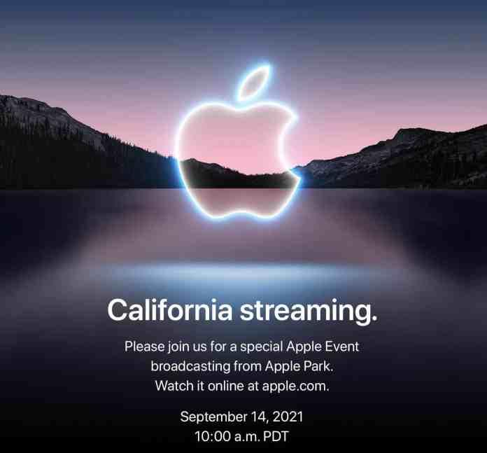 Apple Event - California Streaming_TechnoSports.co.in