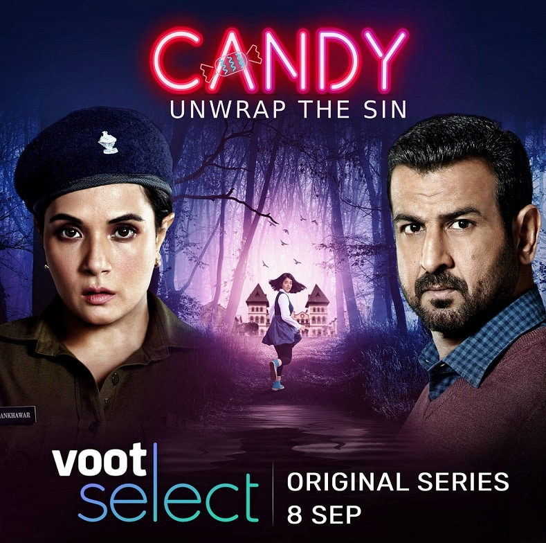 Candy Unwrap The Sin Series Telegram Channel Link in 480p, 720p and 1080p