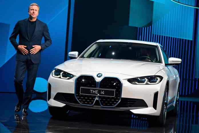 BMW CEO believes chip shortage will remain for another 6-12 months