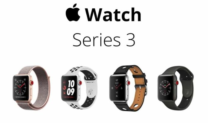Apple Watch 3 series will be available at only Rs.19,900 on Flipkart Big Billion Days