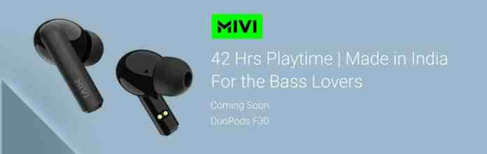 Mivi DuoPods F30 - 2_TechnoSports.co.in