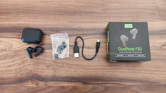 Mivi DuoPods F30 Review - 11_TechnoSports.co.in