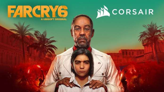 CORSAIR partners with Ubisoft to Deliver Immersive PC Gaming Experience to Far Cry 6