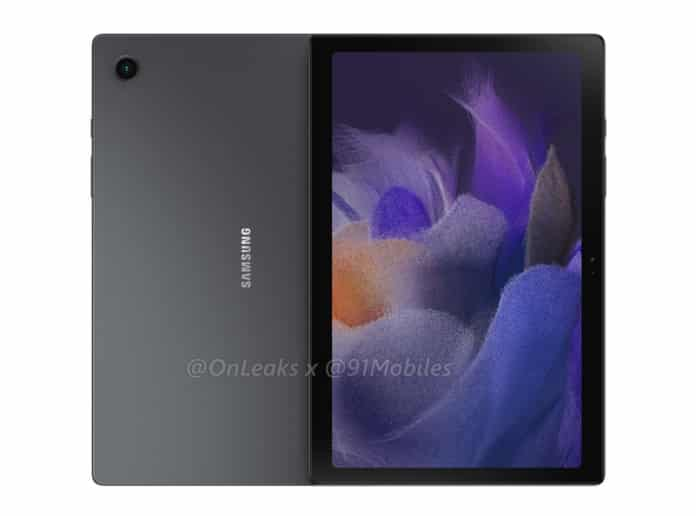 Galaxy Tab A8 2021 Specs and features leaked