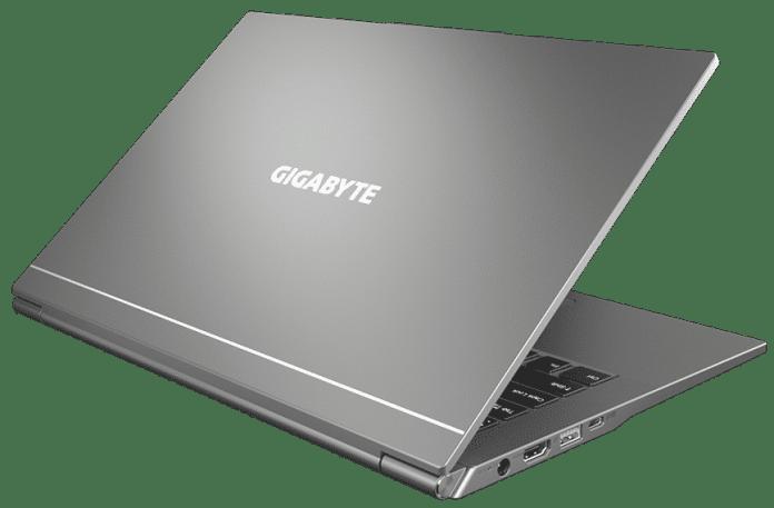 Gigabyte announces its new Ultrabook U4 powered by Intel's Tiger Lake platform