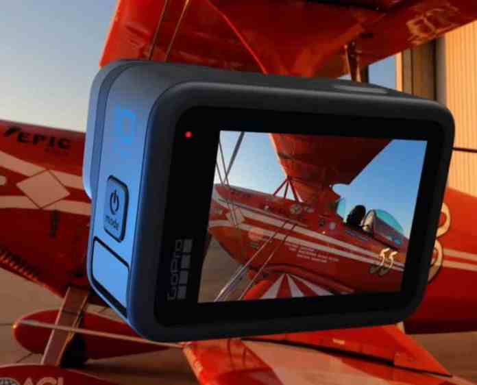 GoPro's Hero 10 Black with a 23 MP still capture powered by GoPro's new GP2 SoC