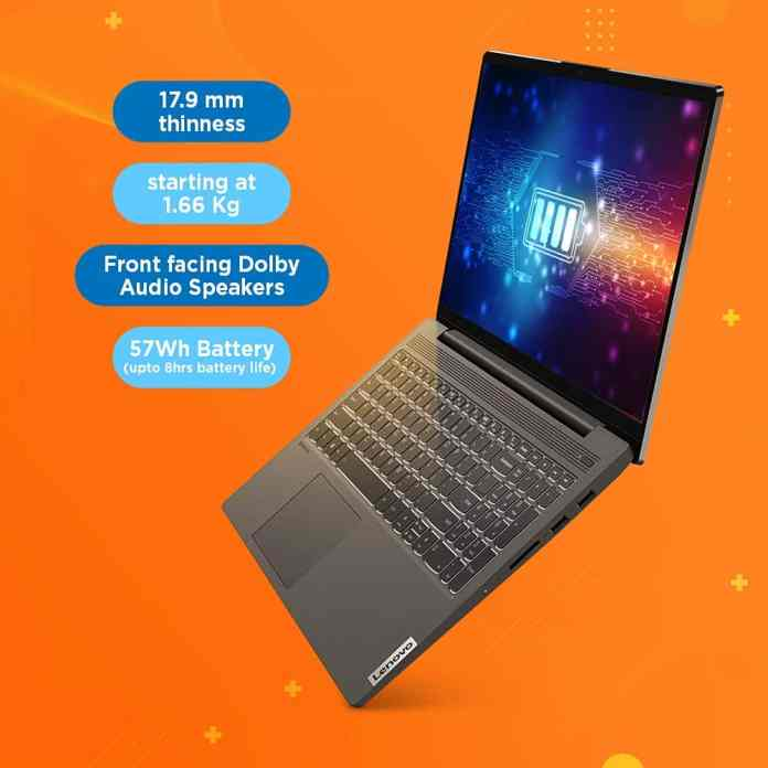 Never seen before deal: Lenovo IdeaPad Slim 5 with Ryzen 5 5500U down to ₹52,990 only