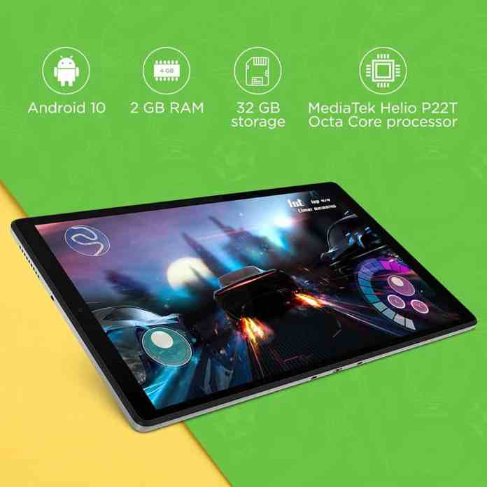 Lowest Price ever: Lenovo Tab M10 HD 2nd Gen available for only ₹8,990