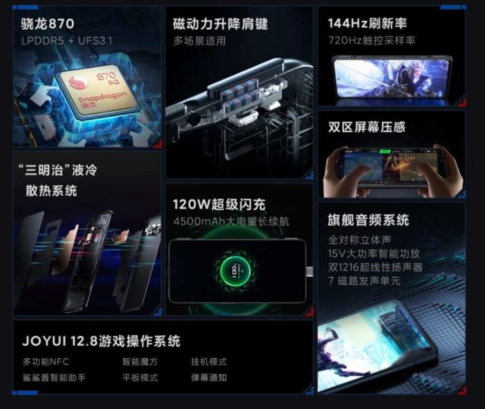 Black Shark 4S Pro and 4S now official, 4S Pro leave Red Magic 6 Pro behind in AnTuTu score
