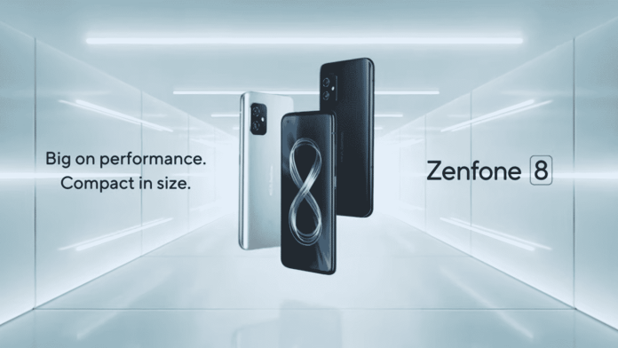 Asus' Zenfone 8 will be getting Android 12 beta ahead of the OS's official release