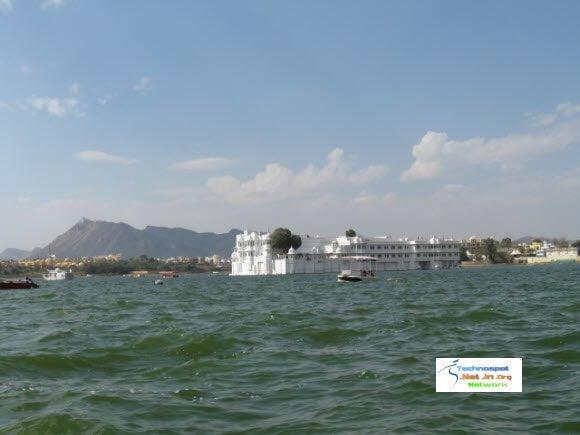 Lake Palace - Taj