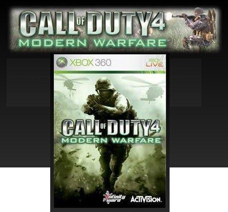 Call of Duty 4 XboX Theme