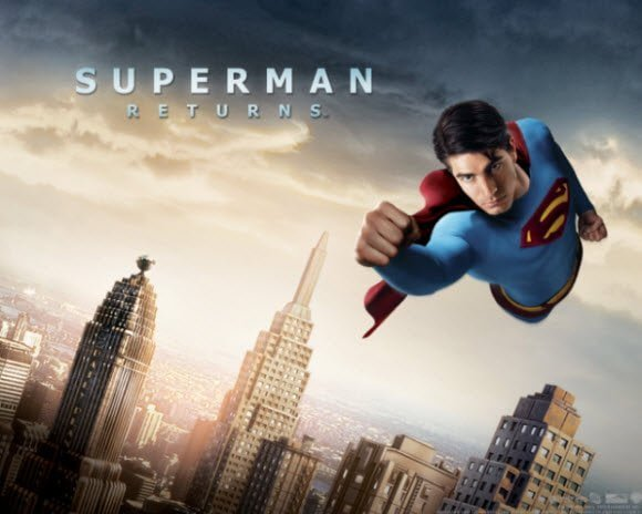 Free Download Superman Theme for Windows 7