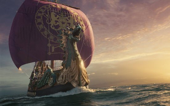 Official Dawn Treader Narnia Theme for Windows 7