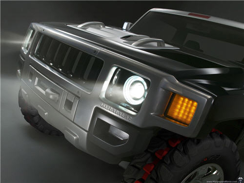 hummer-with-lights