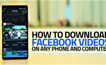 How to download video from facebook on PC, Android, Mac