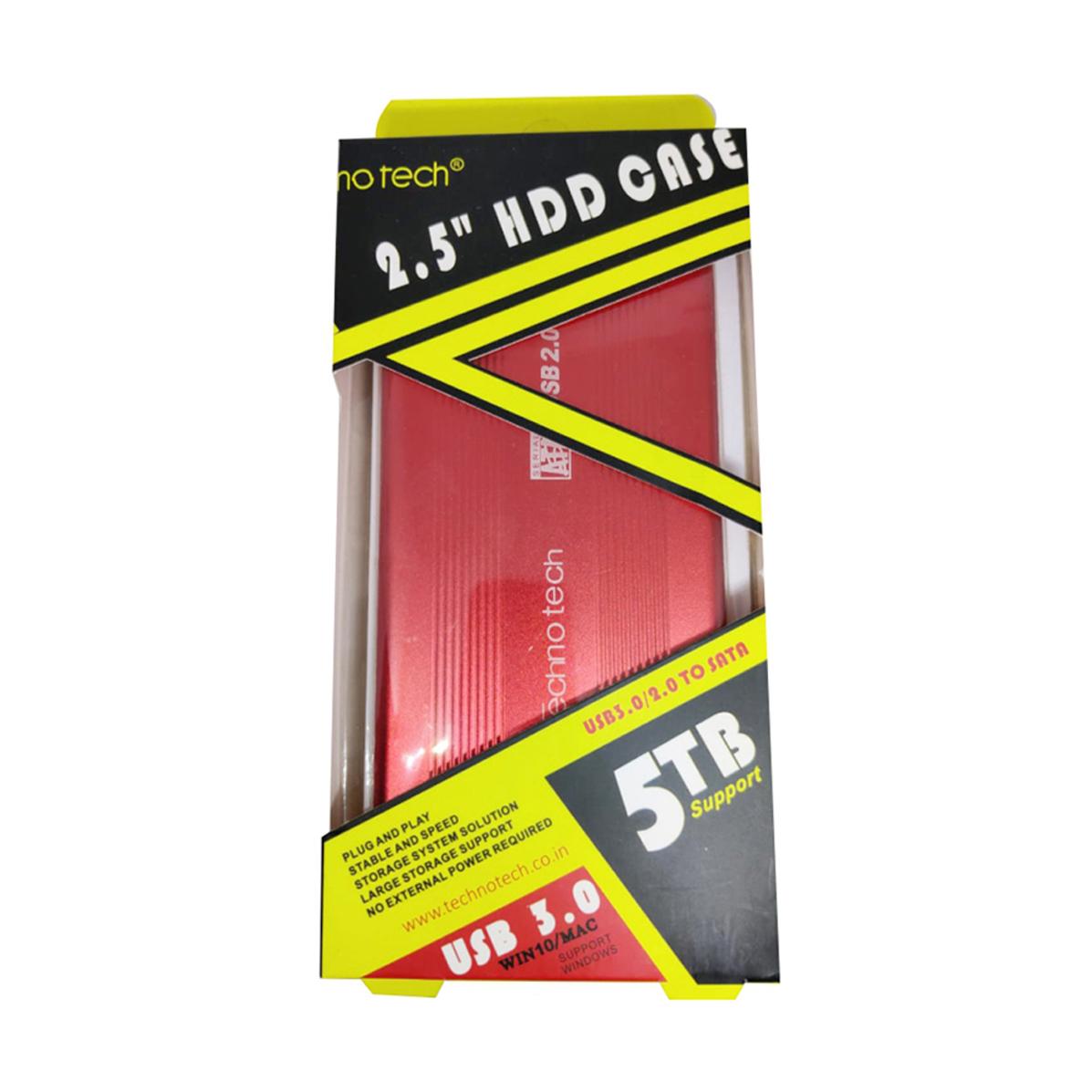 """2.5"""" USB 3.0 HDD Enclosure"""