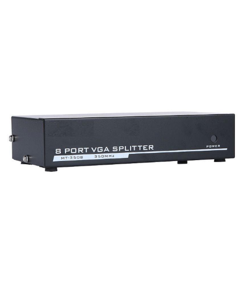 Technotech 8 Port VGA Splitter