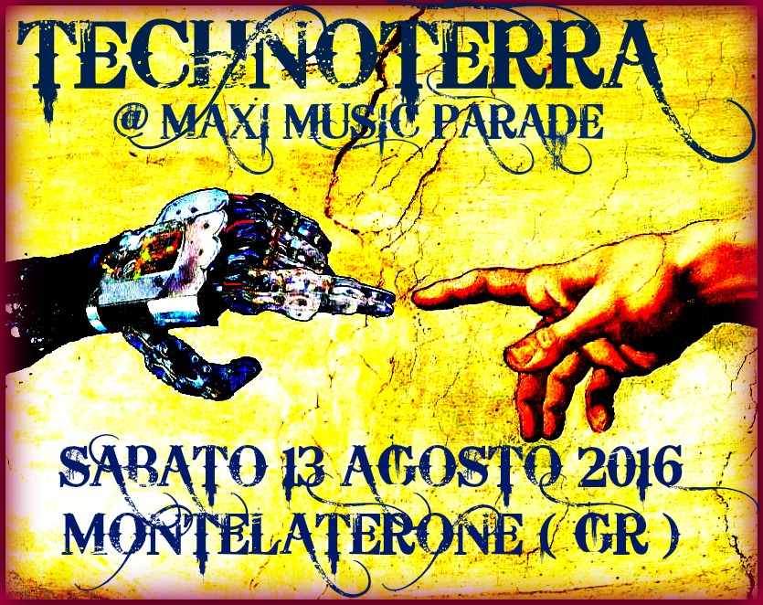 Maxi Music Parade 2016, Montelaterone (GR)