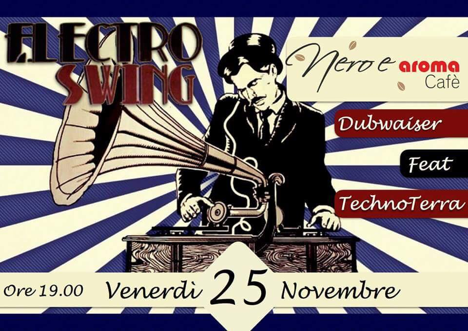 ElettroSwing night #Grosseto