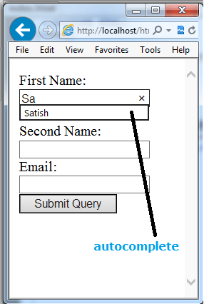 autocomplete-html5-form