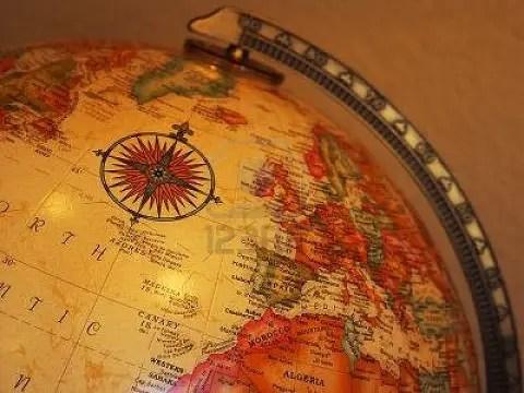 globe-latitude-longitude