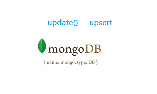 update with upsert mongodb