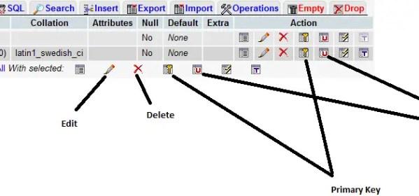 primary-unique-edit-delete