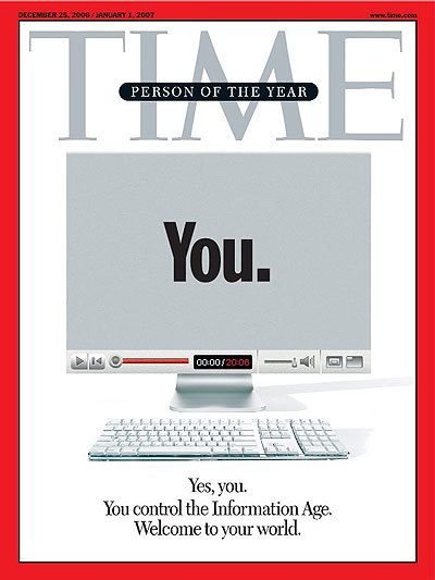 You: Person of the year!