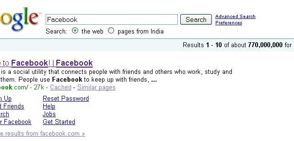 Facebook-search-result