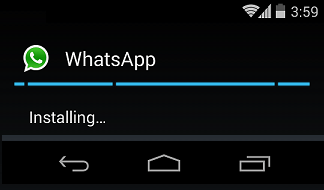 installing-whatsapp-android