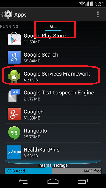 app-all-google-framework