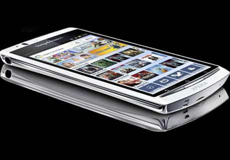 Sony Ericsson Xperia Arc!