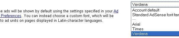 font-face-adsense