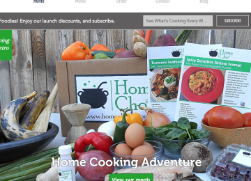 Home Cooking: Meet HomeCho, The Food Company Which Wants To Help You Cook At Home