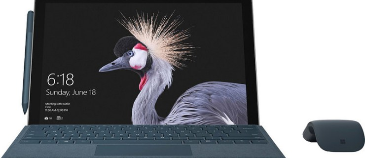 "Microsoft Official Unveils Their New ""Surface Pro"""