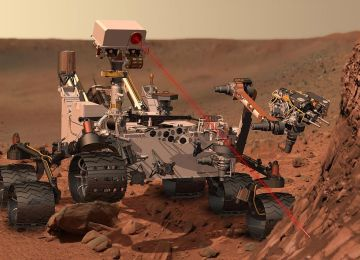 An Evening With NASA: The New Mars Rover and Finding Life On Mars in 2020