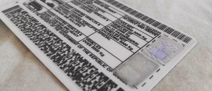Update: DVLA To Introduce New Drivers Licences Starting On July 18th
