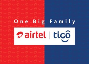 New Brand, Who This: Tigo + Airtel Outdoor Their New Name – AirtelTigo