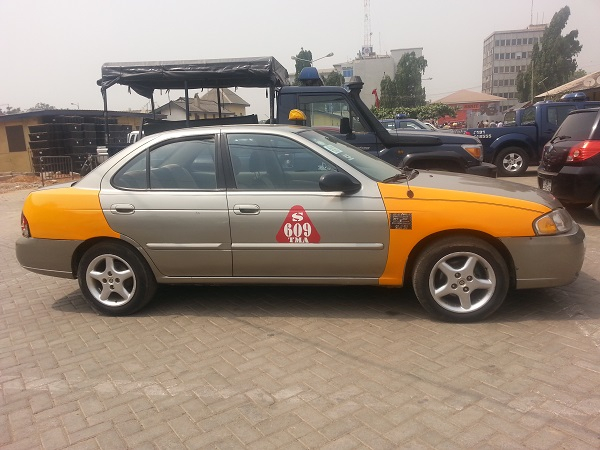 uber taxi ghana transport ministry