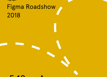 Figma, Global Design Community And Design Roadshow 2018