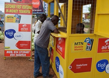 MTN Ghana And Western Union Partner For Direct Transfers Into MTN Mobile Money Wallets