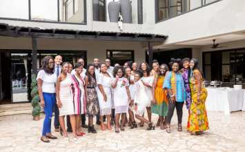 Yielding Accomplished African Women (YAAW) Holds Graduation Ceremony For 2018 Cohorts