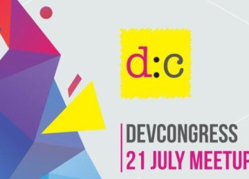 Event: DevCongress Is Having A Meetup On The 21st Of July At The Marriot Hotel