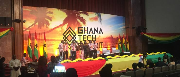 Highlights Of The Ghana Tech Summit From The Accra Conference Center
