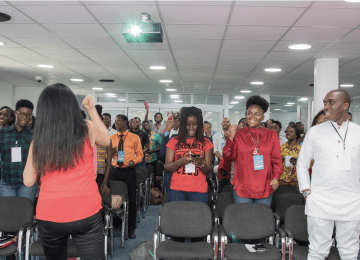 Recap And Highlights From The Student Entrepreneurship Week At The British Council #SEWGH
