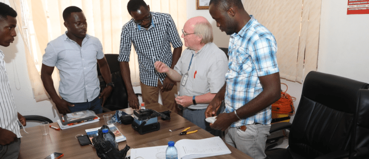 Maiden FOA Fiber Optics Course Now Being Offered in Ghana
