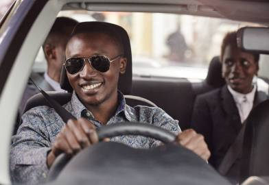 Uber Ghana Partners With Total Ghana Petroleum For Driver Fuel Discounts