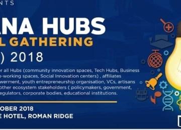Ghana Hubs Annual Gathering 2018