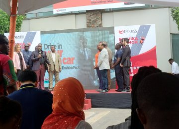 Enshika Officially Launches In Ghana With Strong Incentives For Drivers